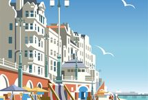 My Brighton and Hove❤ / by Marianna Dissing Bjerglys
