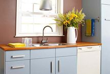 Kitchens/Dining Rooms  / by Samantha Moore
