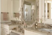 Home ideas (bathroom) / by Audra Cook