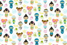 fabrics I would like / by Kit Davis
