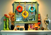 Colorful Mantels / by Heatilator Fireplaces