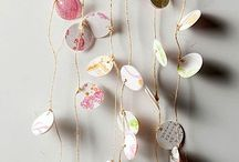Banners/Bunting/Garland / Makes me happy / by Mary Brown Schuldt