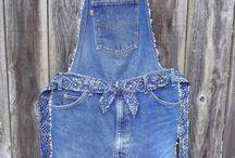 jeans reciclado