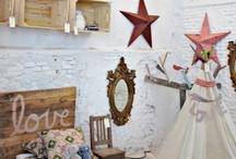 Nursery & kid's room ideas / by Feather