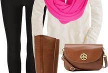 Looking at fall/winter fashion