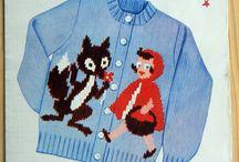 Motivi per lavoro a maglia
