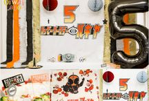 Kamen Rider Ghost Themed Birthday Party