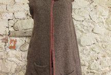 creative clothing / arty unusual clothing beyond fashion