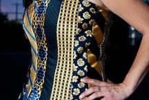 férfi nyakkendőkből női felső varrása
