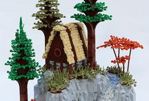 Awsome Lego Landscapes