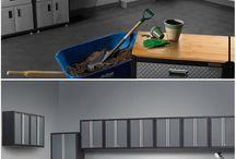 garage or basement