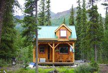 Cottage-extrém ház