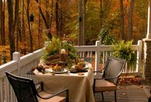 back deck / by Virginia Pope