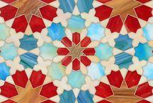 Spain mosaic