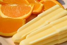 Keeping it Cool Frozen Treats / Popsicles and Frozen Treats