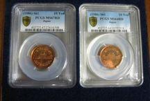 10円青銅貨昭和61年後期