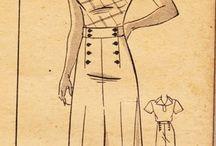 vintage design ideas - pants