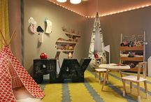 Home Decor - Playroom / by Lara Keever