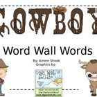 Word Walls / by Aimee Shook