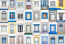 Ventanas del Mundo / Imágenes de Puertas y Ventanas del mundo