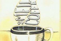 Coffee Shoppe / Dedicated to my love of Coffee... :)