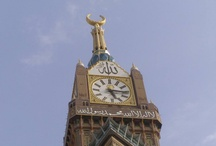 Mecca The Inviolable Place of Worship / by Jamal Panhwar