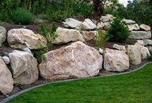 stones walls