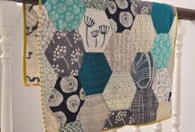 Quilts and sewing inspiration / by Robin Sturm  - present -