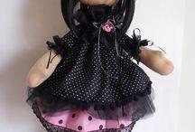 Куклы-Мишки выкройки