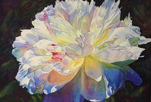 Art: Cathy Hillegas, watercolorist