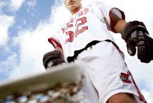Senior Portraits-Lacrosse