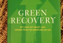 Green Thinking / by Shelley Halach