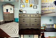 Nursery Ideas / by Lauren Rourke