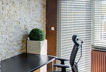 Interiéry / Obklad z kamene v interiéru