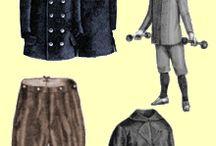 Victorian Sailor Suits