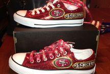 San Francisco 49ers / by Jill Startin