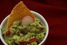 Mexican inspired dishes