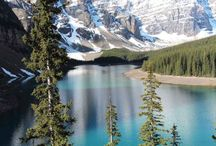 Canada en Rocky Mountains