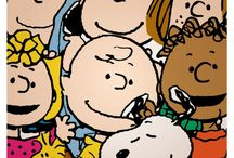 Peanuts / Colorful friends from way back when. / by Peony Cupcake