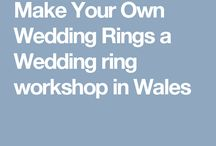 Make each others wedding rings with Mark