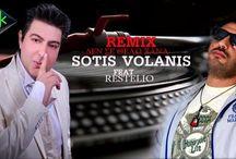 New promo song... Sotis Volanis Feat. Restelio -  Δεν Σε Θέλω Ξανά (Remix 2016)