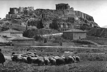 Old Photos of Greece: Once upon a time and long ago