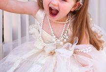 Fancy dresses with tulle / by Koshlie Tutus