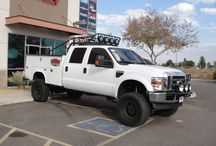 OFFROAD CHASE TRUCKS