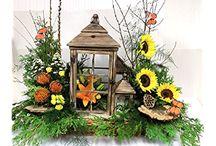 Custom Flower Sympathy Designs / Custom one of a kind sympathy tributes
