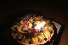 手づくりケーキ / 作ったケーキ