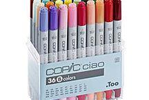 Zeichnen mit Stiften, Kohle und Feder / Zeichnen ist ein beliebtes Hobby! Comic, Portrait und Manga sind nur wenige Bereiche die mit Stiften und Zeichenmaterial zu bearbeiten sind. Hochwertige Stifte und Marker wie Copic oder Cretacolor haben wir in umfassender Auswahl im Sortiment.