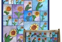 Classroom art project