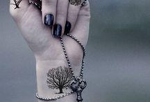 Tatuagens- Árvores