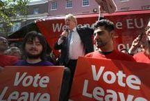 THE B R E X I T  DIVIDE: WHAT'S AT STAKE FOR BRITAIN AND THE EU